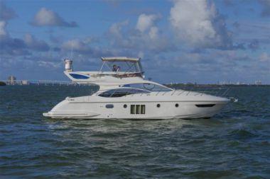 Лучшие предложения покупки яхты 2014 Azimut 48 FLY w/ Seakeeper QUIXOTIC - AZIMUT