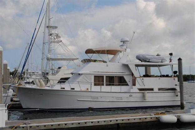 47 Atlantic Motor Vessel: 1991 48' Jefferson Motor Yacht