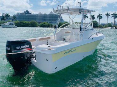 Buy a Pro-Line 24 at Shestakov Yacht Sales