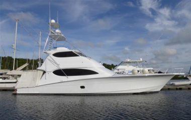 """Buy a yacht DEALER TRADE - HATTERAS 68' 0"""""""