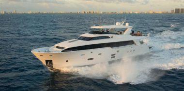 Купить яхту MR. LOUI - HATTERAS 100 Raised Pilothouse в Atlantic Yacht and Ship