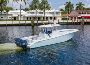 best yacht sales deals Lost Cowboy - YELLOWFIN 2015