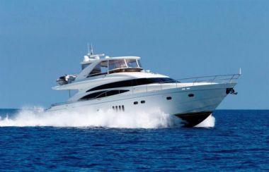 Продажа яхты Continuity - PRINCESS YACHTS 70 VSC Flybridge