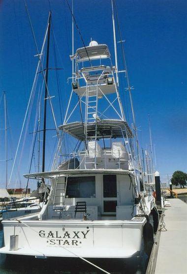 Продажа яхты GALAXY STAR - BERTRAM Convertible Tuna Tower Sports Fisher