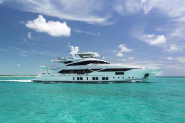 Стоимость яхты CHEERS 46 - BENETTI 2014