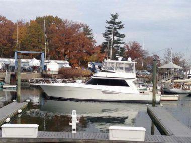 Купить яхту Lady Antoinette - VIKING Convertible в Atlantic Yacht and Ship