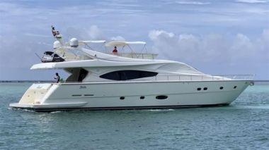 Mariela - FERRETTI Yachts yacht sale