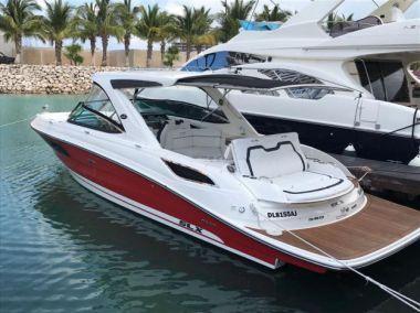 Disponible para el 15 de septiembre 20202 (casa) 2015 SEA RAY 350 SLX @ Cancun - SEA RAY