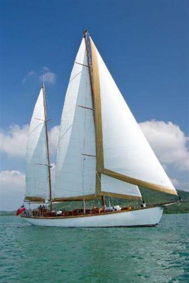 Лучшие предложения покупки яхты 95ft 2011 Custom Ketch classic Yacht - CUSTOM