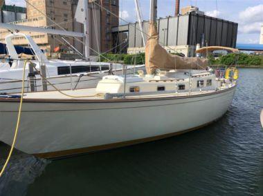 Buy a Attitude - HUGHES Northstar 38 at Atlantic Yacht and Ship