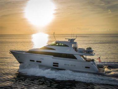 Лучшие предложения покупки яхты 2017 Hatteras M75  Play to Win - HATTERAS