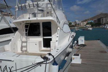 Стоимость яхты Samar - RIVIERA 2007