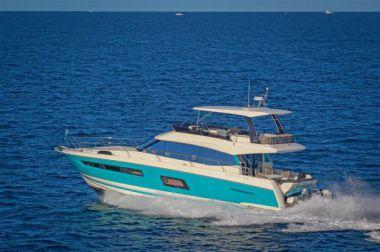 Продажа яхты Synergy 4 - PRESTIGE