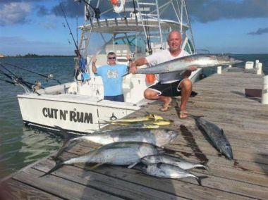 Продажа яхты CUT N RUM - CABO 38 Sport Fish