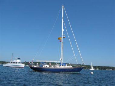 Brave Heart - TA SHING YACHTS Mason 44 yacht sale