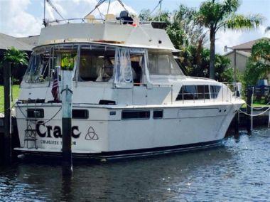 Купить 41 Chris Craft 410 Commander Yacht - CHRIS CRAFT