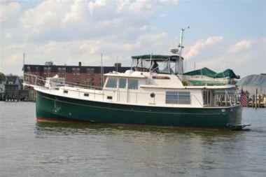 Купить яхту Thorvy - KROGEN Express 49 в Atlantic Yacht and Ship