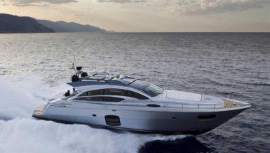 Купить яхту Silver - PERSHING 74 в Atlantic Yacht and Ship