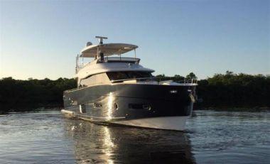 Купить яхту 2017 Azimut 66 Magellano в Atlantic Yacht and Ship