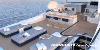 Стоимость яхты Mangusta GranSport 33 #2 - OVERMARINE - MANGUSTA