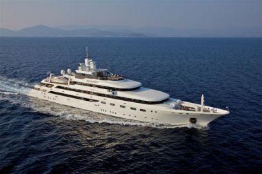 "Buy a yacht O'MEGA  - GOLDEN YACHTS 270' 9"""
