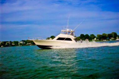 Продажа яхты Halcyon - VIKING Convertible