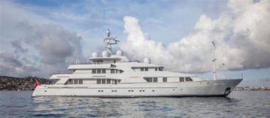 Faribana V yacht sale