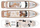 Стоимость яхты RAINBOW - PRINCESS YACHTS 2013