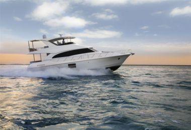 Купить яхту Hatteras 60 Motor Yacht - HATTERAS Motor Yacht в Atlantic Yacht and Ship