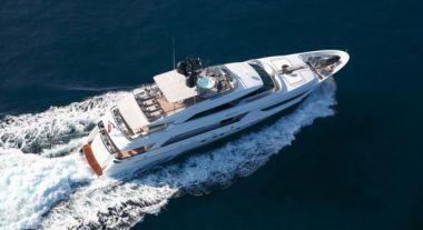 Продажа яхты ELINOR - SANLORENZO SD122