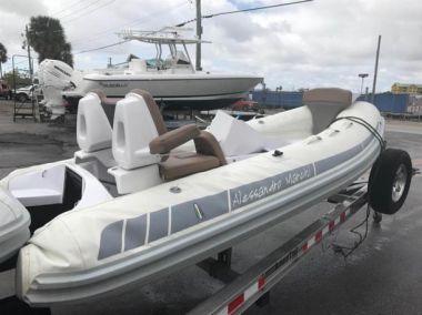 Купить яхту Alessandro Marchi 355ST - ALEN YACHT Alessandro Marchi 355ST в Atlantic Yacht and Ship