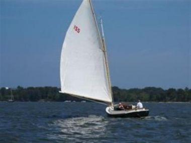 """Продажа яхты Marshall 22 Catboat """"Gratitude"""" - MARSHALL MARINE"""