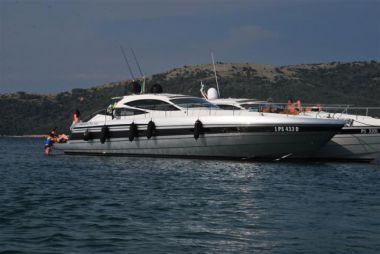 Лучшие предложения покупки яхты ADAGIO - PERSHING