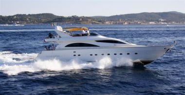 Ocean Odyssey - AMER PER MARE Amer 86 yacht sale