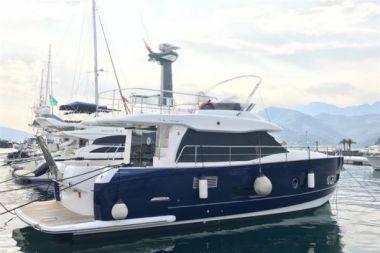 Продажа яхты MAKAR - AZIMUT Magellano 43