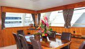Купить яхту Ms B Haven - KNIGHT & CARVER Tri-Deck Cockpit Motor Yacht в Atlantic Yacht and Ship