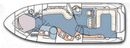Стоимость яхты SEA RAY 410 SUNDANCER - SEA RAY 2003
