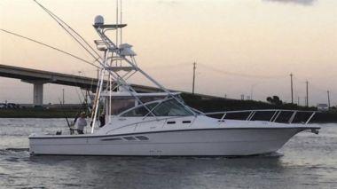 Стоимость яхты Black Jack II - RAMPAGE