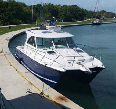 Buy a yacht Venatrix - GLACIER BAY 2008