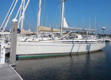 Стоимость яхты THISTLE (Reserved) - NAUTOR'S SWAN 1997