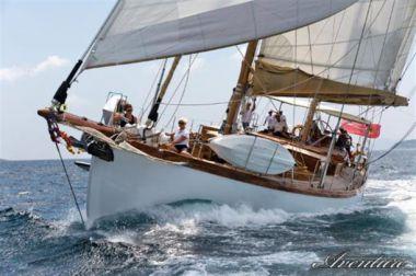 Стоимость яхты 95ft 2011 Custom Ketch classic Yacht - CUSTOM