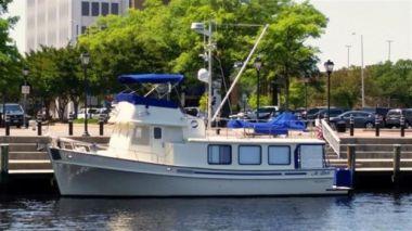 Стоимость яхты At Last - PACIFIC BOATS 2001