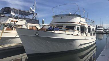 Купить яхту Easy Rider - MARINE TRADER 40 Europa в Atlantic Yacht and Ship