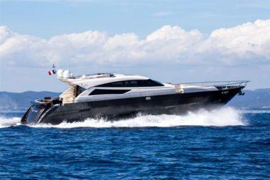 """Купить яхту NEA MONI - CAYMAN YACHTS 78' 9"""" в Atlantic Yacht and Ship"""