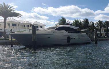 Стоимость яхты Joy - PERSHING