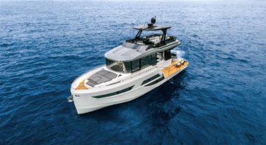 OKEAN 50 New Construction - Okean Yachts FB Motor Yacht