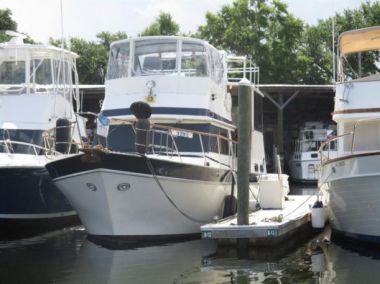 Купить яхту Tranquillity III - CALIFORNIAN Sundeck в Atlantic Yacht and Ship