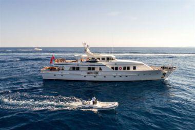 Стоимость яхты FIORENTE - FERRONAVALE
