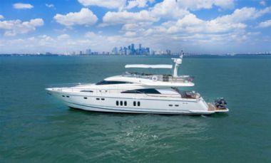 Maharani - FAIRLINE Squadron yacht sale