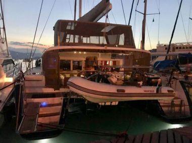 NEW HORIZONS - LAGOON 450 F yacht sale